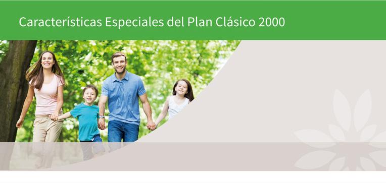 Plan Clásico 2000 | Plan de Salud del Hospital Austral