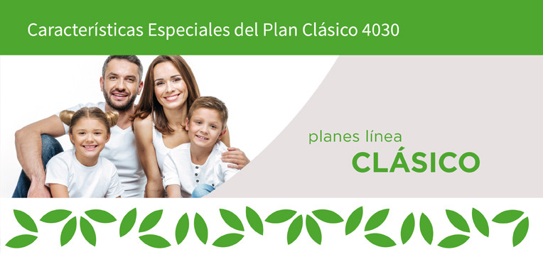 Plan Clásico 4030 | Plan de Salud del Hospital Austral