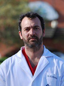 Dr. Christian Gil | Staff del Servicio de Cirugía Cardiovascular | Hospital Universitario Austral
