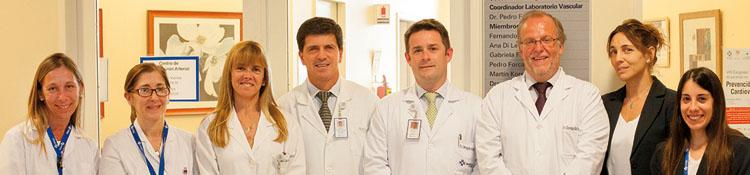 Hospital Universitario Austral | Centro de Hipertensión Arterial | Staff