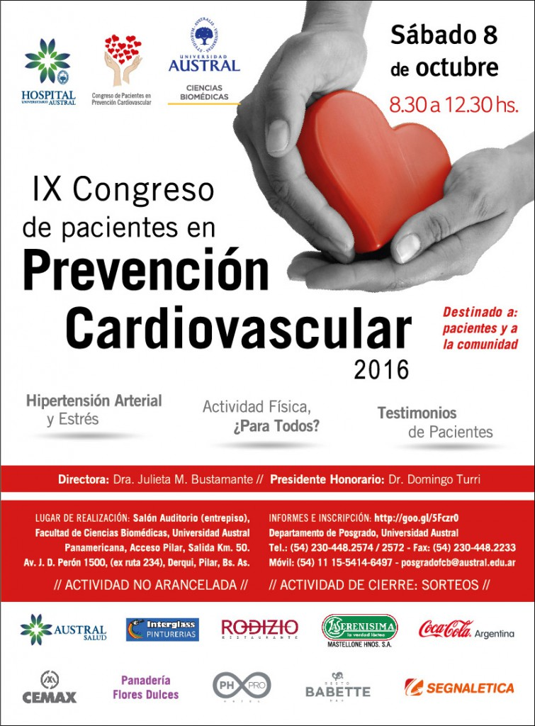 Volante Cardio SAC 02-09-2015
