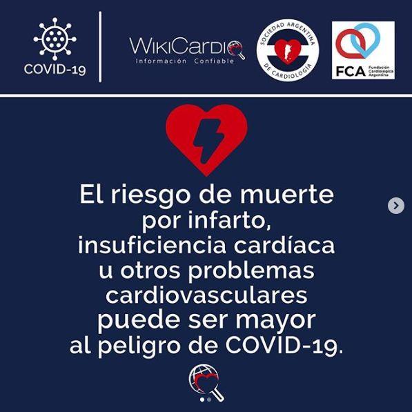 WikiCardio | Coronavirus